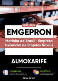 Almoxarife - EMGEPRON
