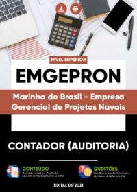 Contador (Auditoria) - EMGEPRON