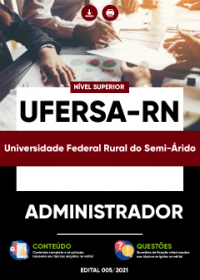 Administrador - UFERSA-RN