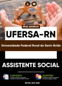 Assistente Social - UFERSA-RN