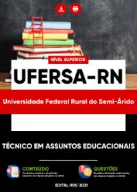Técnico em Assuntos Educacionais - UFERSA-RN