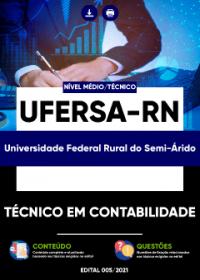 Técnico em Contabilidade - UFERSA-RN