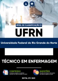 Técnico em Enfermagem - UFRN