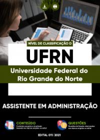 Assistente em Administração - UFRN