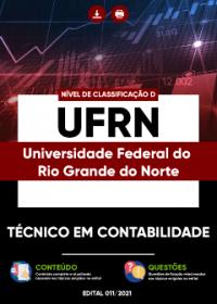 Técnico em Contabilidade - UFRN