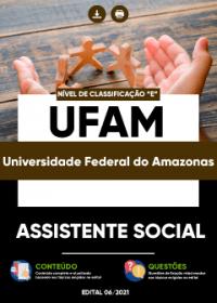 Assistente Social - UFAM