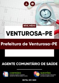 Agente Comunitário de Saúde - Prefeitura de Venturosa-PE