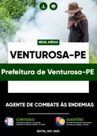 Agente de Combate às Endemias - Prefeitura de Venturosa-PE