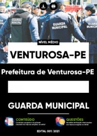Guarda Municipal - Prefeitura de Venturosa-PE