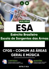 Comum as Áreas: Geral e Música - ESA-CFGS