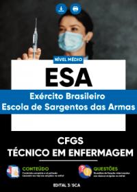 Técnico em Enfermagem - ESA-CFGS