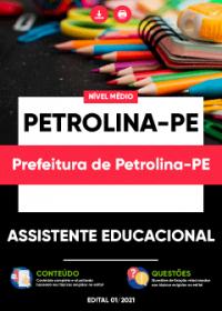 Assistente Educacional - Prefeitura de Petrolina-PE