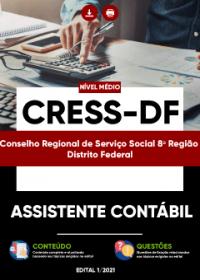 Assistente Contábil - CRESS-DF