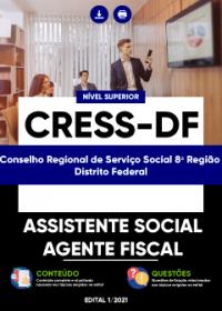Assistente Social-Agente Fiscal - CRESS-DF