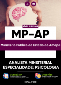 Analista Ministerial - Especialidade: Psicologia - MP-AP