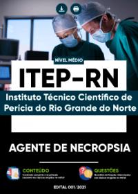 Agente de Necropsia - ITEP-RN