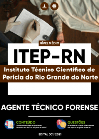 Agente Técnico Forense - ITEP-RN