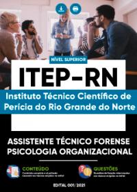 Assistente Técnico Forense - Psicologia Organizacional - ITEP-RN