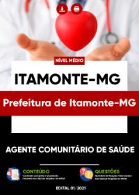 Agente Comunitário de Saúde - Prefeitura de Itamonte-MG