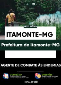 Agente de Combate às Endemias - Prefeitura de Itamonte-MG