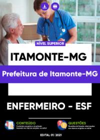 Enfermeiro - ESF - Prefeitura de Itamonte-MG