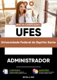 Administrador - UFES