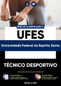 Técnico Desportivo - UFES