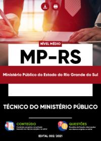 Técnico do Ministério Público - MP-RS