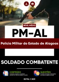 Soldado Combatente - PM-AL