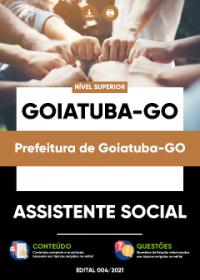 Assistente Social - Prefeitura de Goiatuba-GO