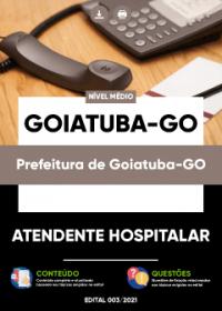Atendente Hospitalar - Prefeitura de Goiatuba-GO