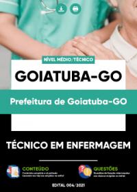 Técnico em Enfermagem - Prefeitura de Goiatuba-GO