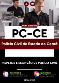 Inspetor e Escrivão de Polícia Civil - PC-CE