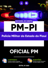 Oficial PM - PM-PI