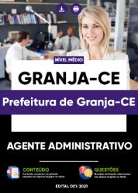 Agente Administrativo - Prefeitura de Granja-CE