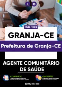 Agente Comunitário de Saúde - Prefeitura de Granja-CE
