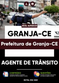 Agente de Trânsito - Prefeitura de Granja-CE