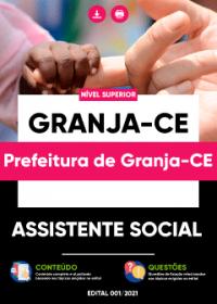 Assistente Social - Prefeitura de Granja-CE