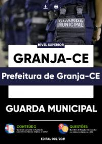 Guarda Municipal - Prefeitura de Granja-CE
