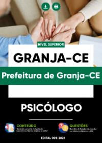 Psicólogo - Prefeitura de Granja-CE