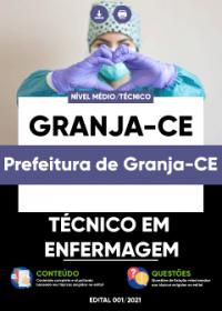 Técnico em Enfermagem - Prefeitura de Granja-CE