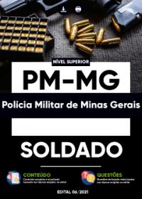 Soldado - PM-MG