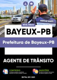 Agente de Trânsito - Prefeitura de Bayeux-PB