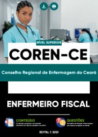 Enfermeiro Fiscal - COREN-CE