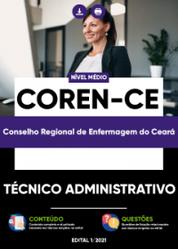 Técnico Administrativo - COREN-CE