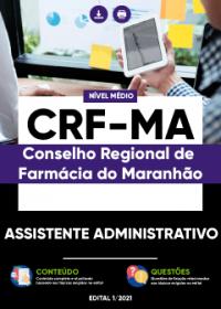 Assistente Administrativo - CRF-MA