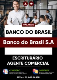 Escriturário - Agente Comercial - Banco do Brasil