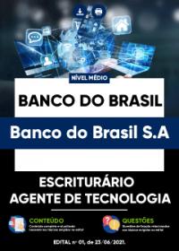 Escriturário - Agente de Tecnologia - Banco do Brasil