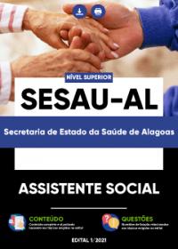 Assistente Social - SESAU-AL