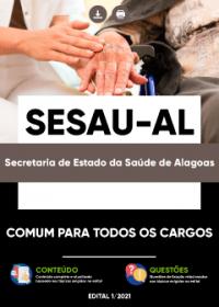 Comum para todos os Cargos - SESAU-AL